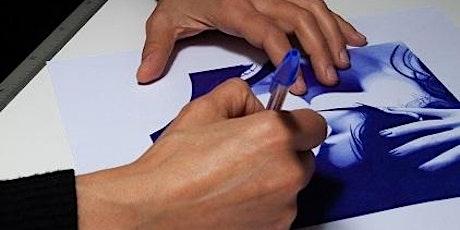 Exposición de Yolanda Gil - Dibujo a Bolígrafo entradas