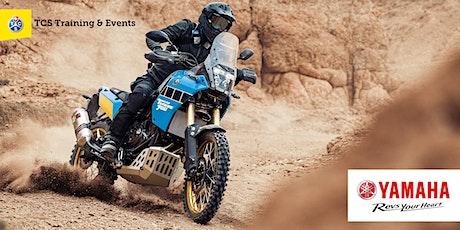 TCS Moto Enduro pour Yamaha Ténéré - TCS Lignières (Groupe FR) billets