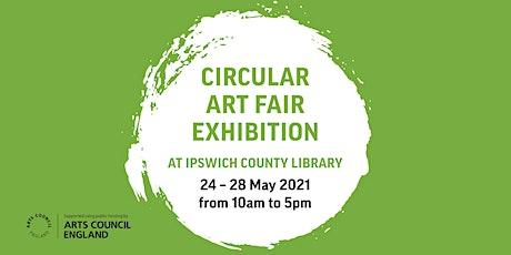 Circular Art Fair Exhibition tickets