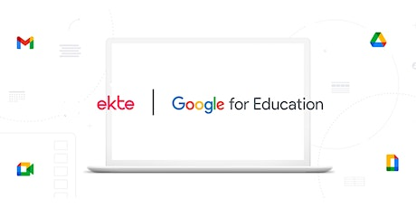 Save Time by using Google Workspace to streamline curriculum delivery biglietti