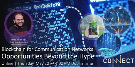 Blockchain for Communication Networks: Opportunities Beyond the Hype tickets