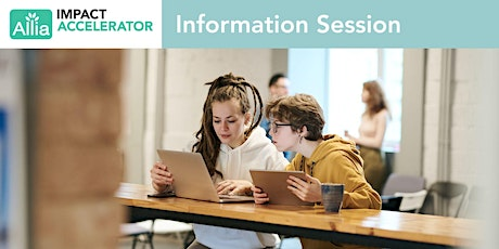 Impact Accelerator East London- Information Session tickets