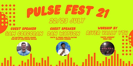 Pulse Fest 21 tickets