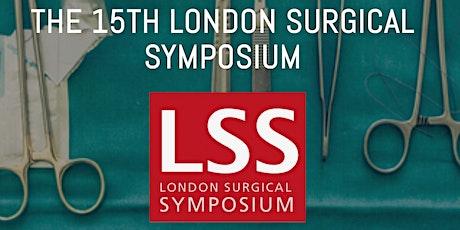 London Surgical Symposium 2021 billets