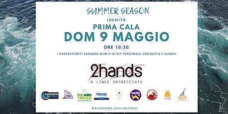 Cleanup 2hands Molfetta - Prima Cala biglietti
