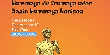 Hommage du Fromage oder Basic Hommage Recipes Tickets