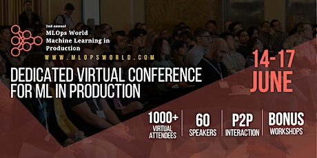 MLOps World; Machine Learning in Production 2021 entradas