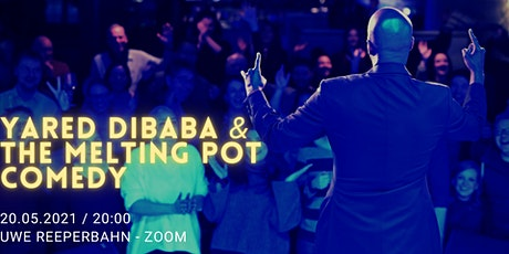 Stand-Up Comedy:Yared Dibaba & The Melting Pot Comedy Tickets