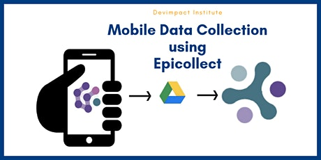 Training on Mobile Data Collection using EpiCollect tickets