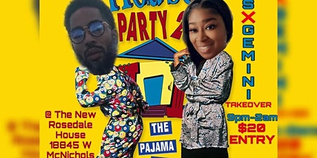 Copy of House Party2 The Pajama Jam tickets