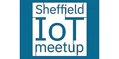 Sheffield IoT Meetup #11: IoT in Rail tickets