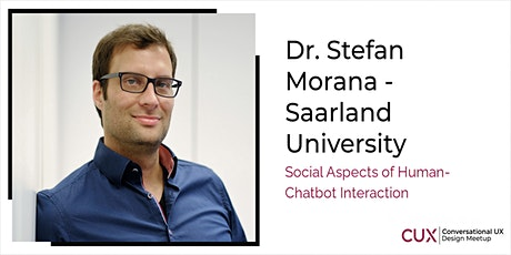 Conversational UX Design #5 - Social Aspects of Human-Chatbot Interaction tickets