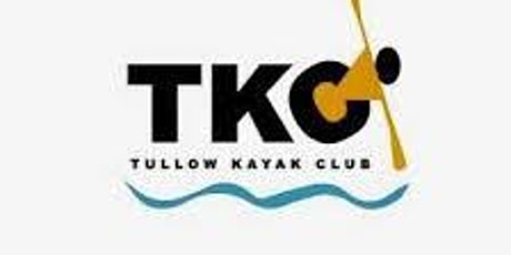 TKC Junior Paddling session 14 May 2021 tickets