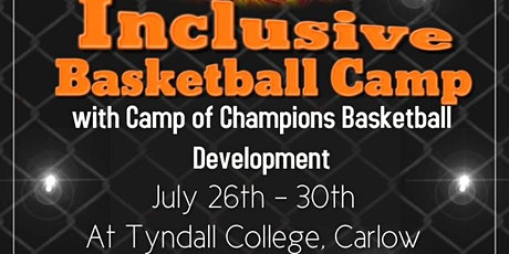 Inclusive Basketball Camp tickets
