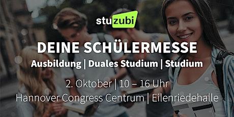 Stuzubi Hannover - Karrieremesse zur Berufsorientierung billets
