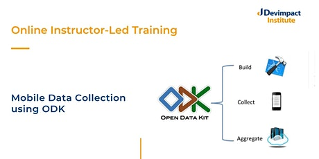 Training on Mobile Data Collection using ODK tickets