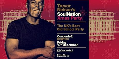 Trevor Nelson's Soul Nation Brighton tickets