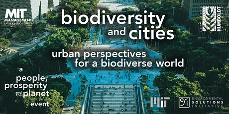 Biodiversity and Cities tickets