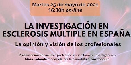 Investigación EM en España boletos