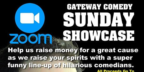 Zoom Sunday Showcase tickets