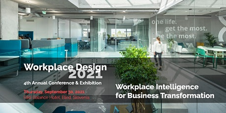 Workplace Design 2021: Workplace Intelligence for Business Transformation tickets