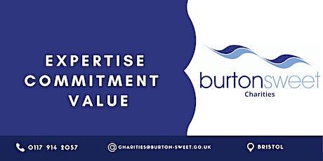 Burton Sweet Charities Catch-Up tickets