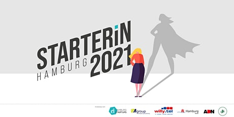 STARTERiN Hamburg 2021 - Digital Networking (wonder.me) tickets