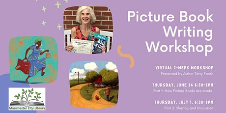 Picture Book Writing Workshop tickets