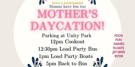 Mother's Day Boat Party tickets