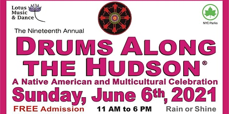 Drums Along the Hudson: A Native American and Multicultural Celebration tickets