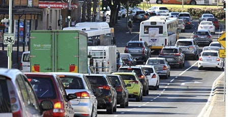 How heavy is the traffic on Prospect's main roads? tickets