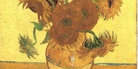 Van Gogh Sunflowers tickets