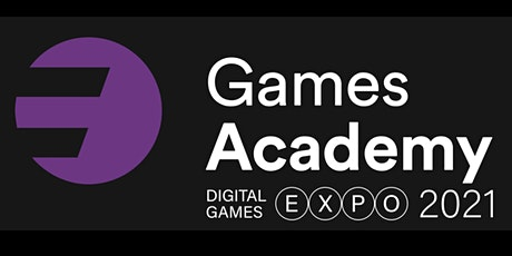 Games Academy EXPO 2021 Tickets