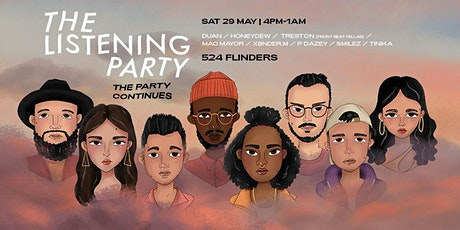 The Listening Party: The party Continues tickets