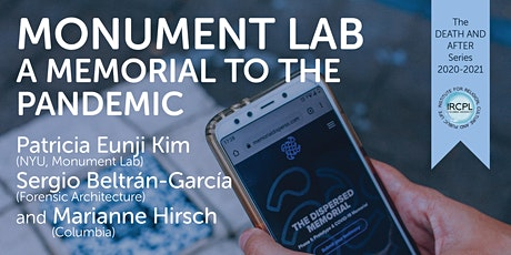 Monument Lab: A Memorial to the Pandemic tickets