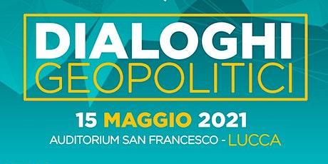 Dialoghi geopolitici - Il triangolo sì biglietti