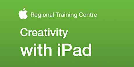 Creativity with iPad tickets