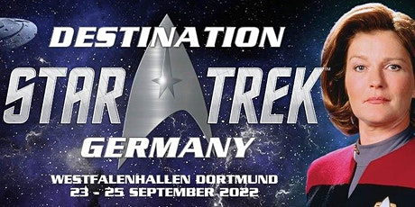 Destination Star Trek Germany Tickets