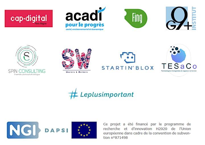 Le Web après les plateformes/The Web after the Platforms DAPSI FINAL EVENT image