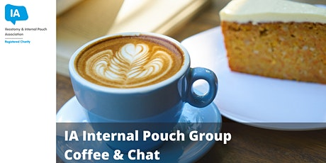 IA Internal Pouch Group -Evening Coffee & Chat! tickets