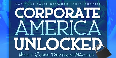 Corporate America Unlocked: Meet Some Decision Makers tickets