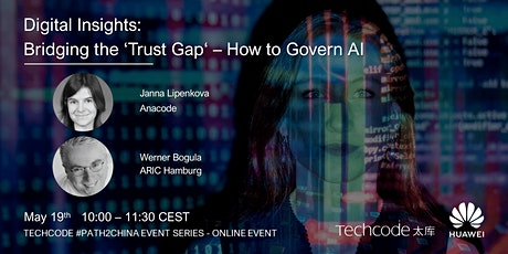Digital Insights: Bridging the Trust Gap – How to Govern AI? (in German) tickets