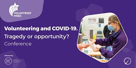 Volunteering and COVID-19. Tragedy or Opportunity? tickets