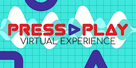 Virtual VBS 2021 - Press Play tickets