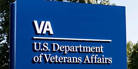 SIH Second Act VA Caregiver Support Program tickets