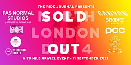 North London Dirt 4 tickets