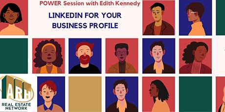 POWER session  POWER up your LinkedIn for Business Profile tickets