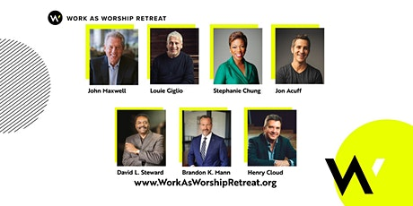 Work As Worship tickets