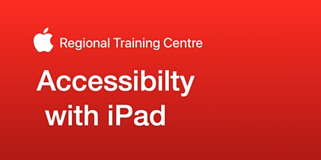 Accessibility with iPad tickets