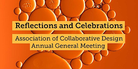 Reflections and Celebrations - ACD Annual General Meeting tickets